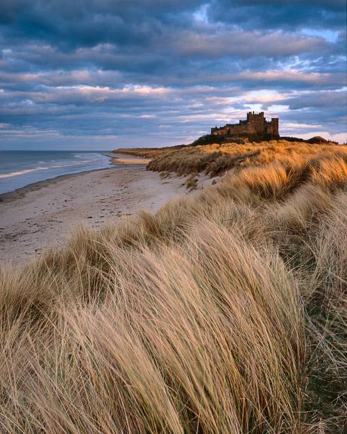 'Bamburgh Castle'