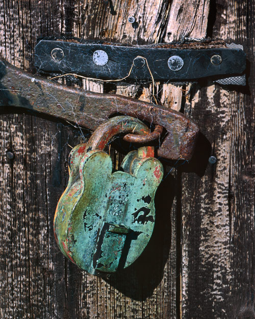 'Locked Door'