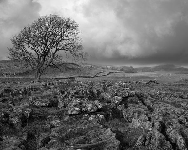 'Clearing Storm in the Dales'