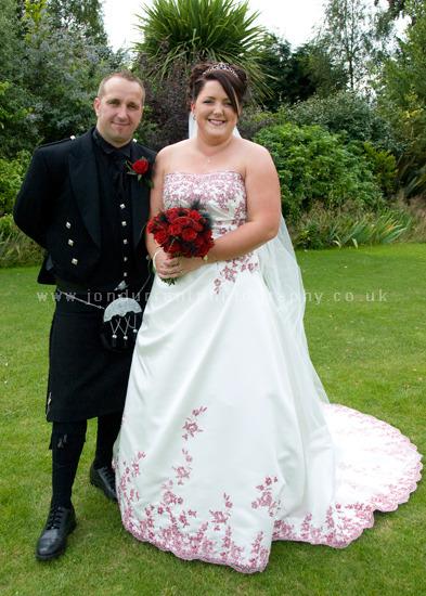 Lee & Laura's Wedding Day