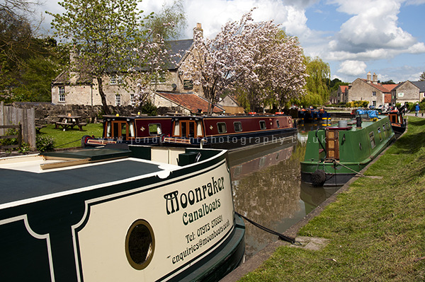 Spring on Canal