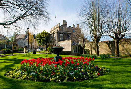 Westbury Gardens Spring