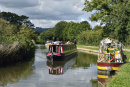 Narrowboat  Kennet & Avon Canal