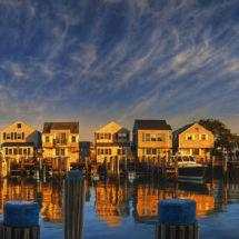 Nantucket, USA.