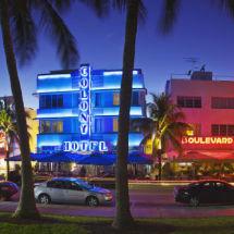 Miami Beach, USA.