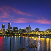 Portland, USA.