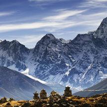Sagarmatha National Park, Nepal.