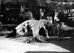 """""""Packhorse Bridge"""" - 1938"""