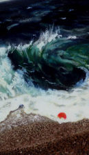 Red Buoy. SOLD