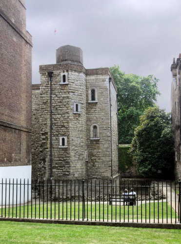 The Jewel Tower at Westminster