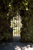 The garden gate from the film Notting Hill .