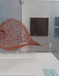 Solo exhibition at 20-21 gallery. 18/7/15 - 8/8/15