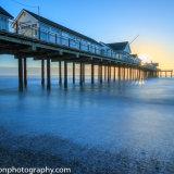 Southwold pier sunrise 9645