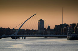 IMG 6164 - Samuel Beckett Bridge