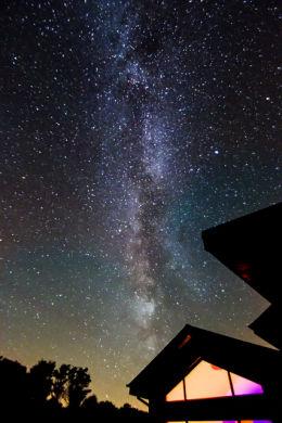 Milky Way over Wexford