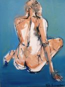 Life drawing-SOLD