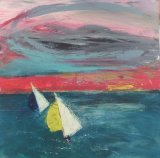 Spinnakers 90 x 90 cm