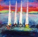Sailing along in harmony