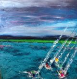Green waters.Sold