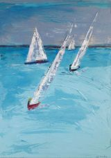 Sailing on starboard.Sold