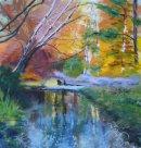 Autumn at Blackwater Stream