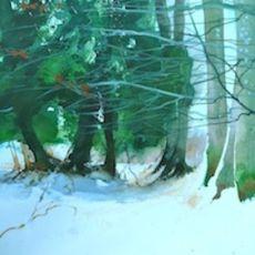 Snowfall, Sandy Lane
