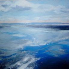 Blue Reflections, Berrow, Somerset
