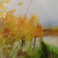 Autumn Yellows, Wiltshire