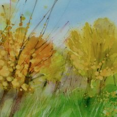 Autumn Yellows II