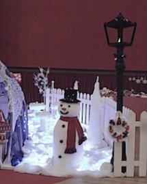 Santa's Grotto and Winter Wonderland