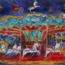 Carousel in the Park II (sold)