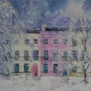 In A Snowy Park (sold)