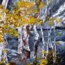 Night Birches (sold)
