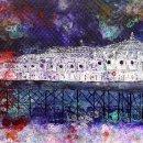 Night Pier, Brighton (sold)