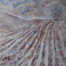 On Frosted Furrow, The Guitings (sold)