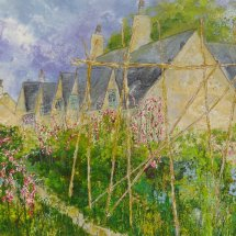 Before The Beans (Bibury) (sold)