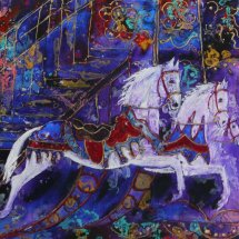 Carousel Horses (sold)