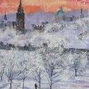 Winter Walk (sold)