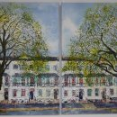 Summer Promenade I and II (sold)