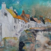 Pintenween, Scottish Fishing Village (sold)