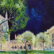 College Summer, Cheltenham College (commission)
