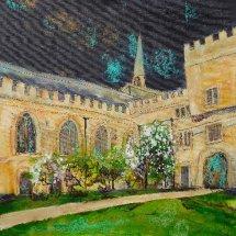 Magnolia Quad, Oxford (sold)