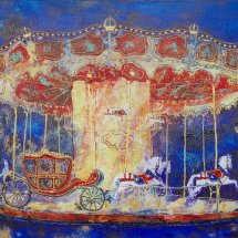 The Queen's Carousel (sold)