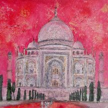 Pink Taj