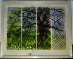 Picture Tree in Four Seasons