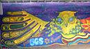Bartley Green Mural, Detail