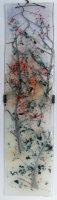 Hockley Heath WinterTrees wall panel £110 60x15cm
