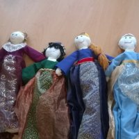Tudor Ragdolls - the ladies