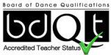 BDQT Accredited Teacher Status