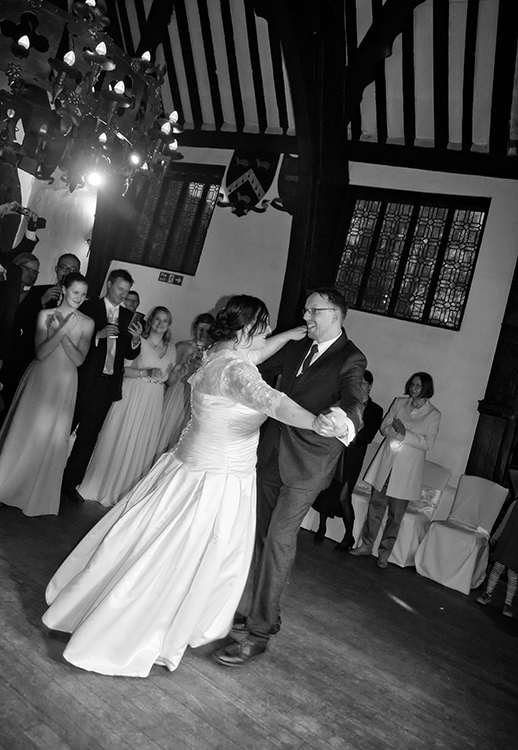 The First Dance at Samlesbury Hall